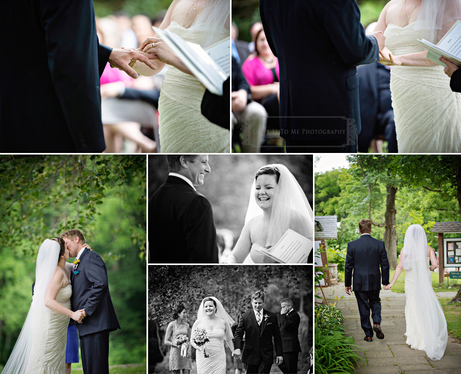 Wedding Ceremony Rustic Chic Inspired Vintage Delaware Photographer