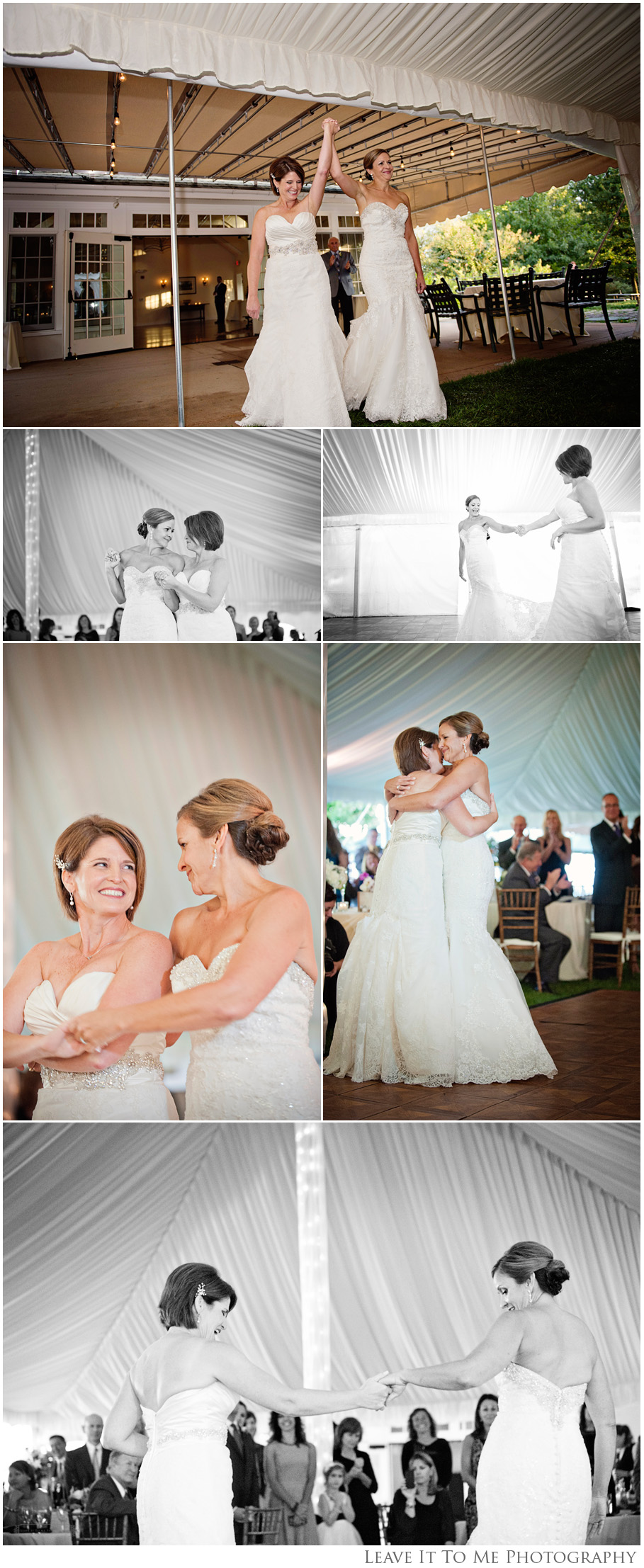 LGBT Wedding-Delaware Wedding Photographer-Equailty Wedding-Same sex Wedding-First DAnce