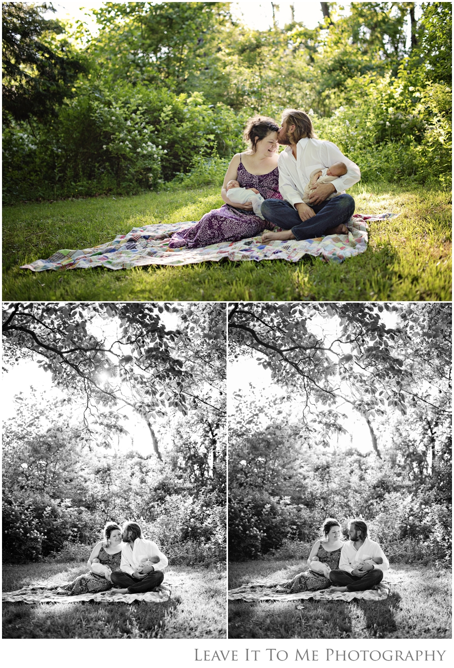 Delaware Family Photographer_Main Line Family Photographer_Newborn Twin Session 4