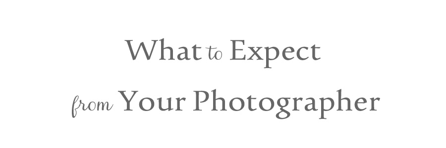 Hiring a Professional Photographer_Tips on What to Expect from a Pro Photographer