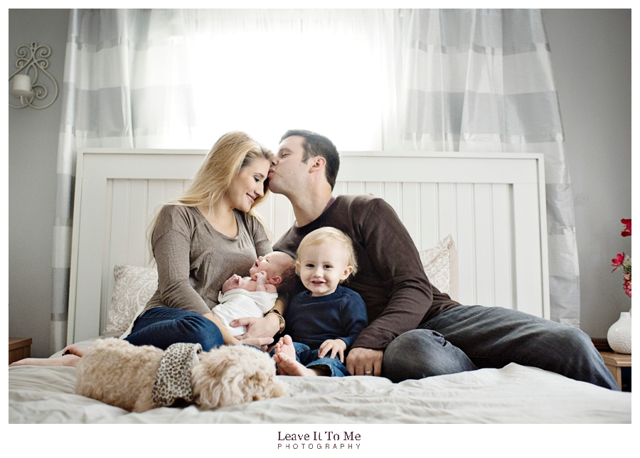 Main Line Newborn Photographer_Lifestyle Family Session 1